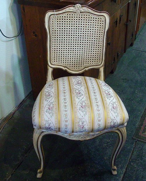French provencial chair