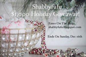 Shabbyfufu Giveaway Pic